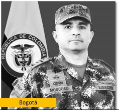Coronel EDDY BLADIMIR ALFONSO MOSCOSO CASTIBLANCO