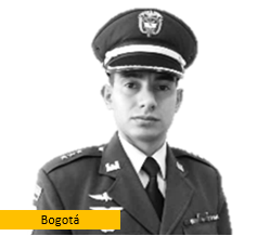 Capitán MIGUEL ALEJANDRO PLAZAS VANEGAS
